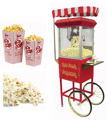 popcorn-cart-hire