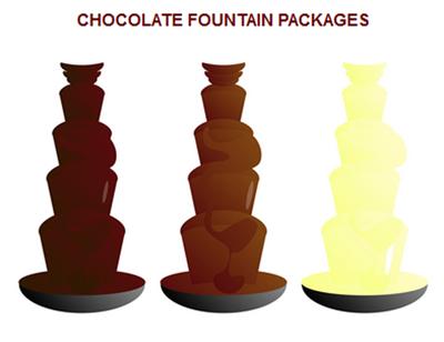 chocolate-fountains