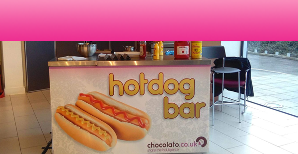 Hot Dog Bar Hire
