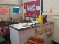 hot dog bar hire (2)