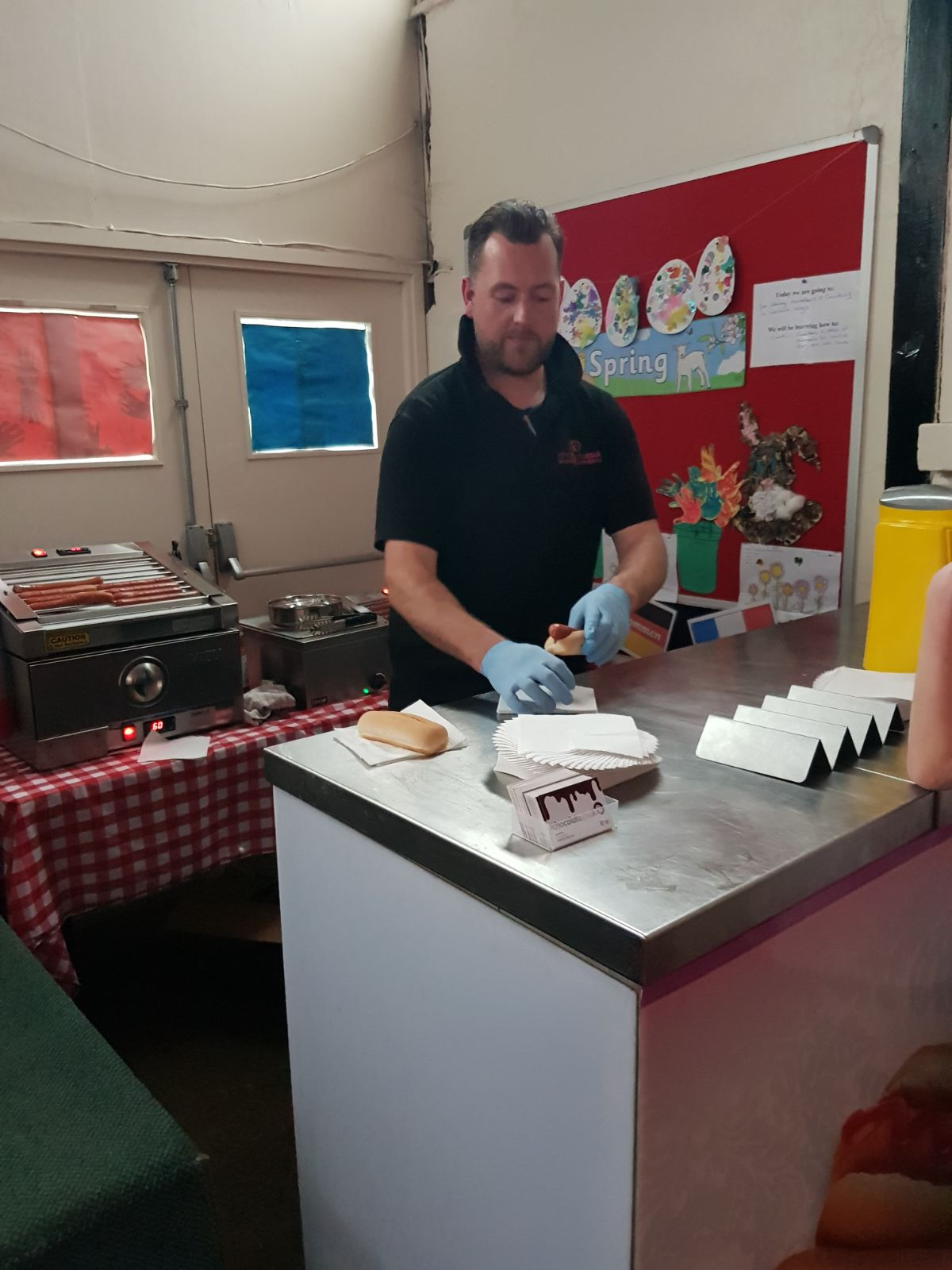 hot dog bar hire (1)