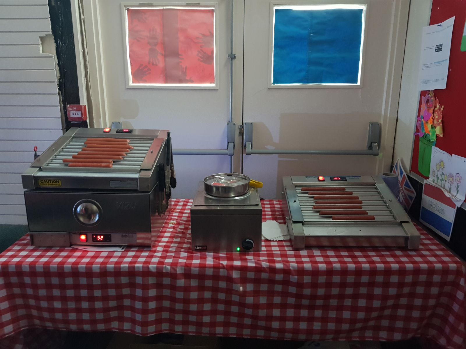 hot dog bar hire (7)
