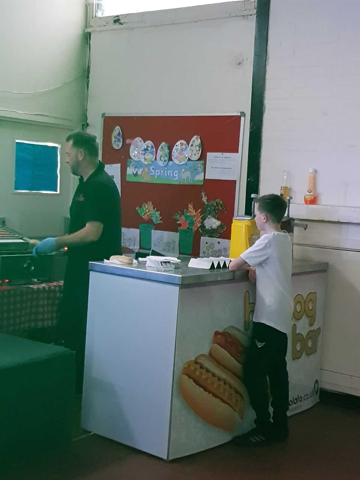 hot dog bar hire (8)