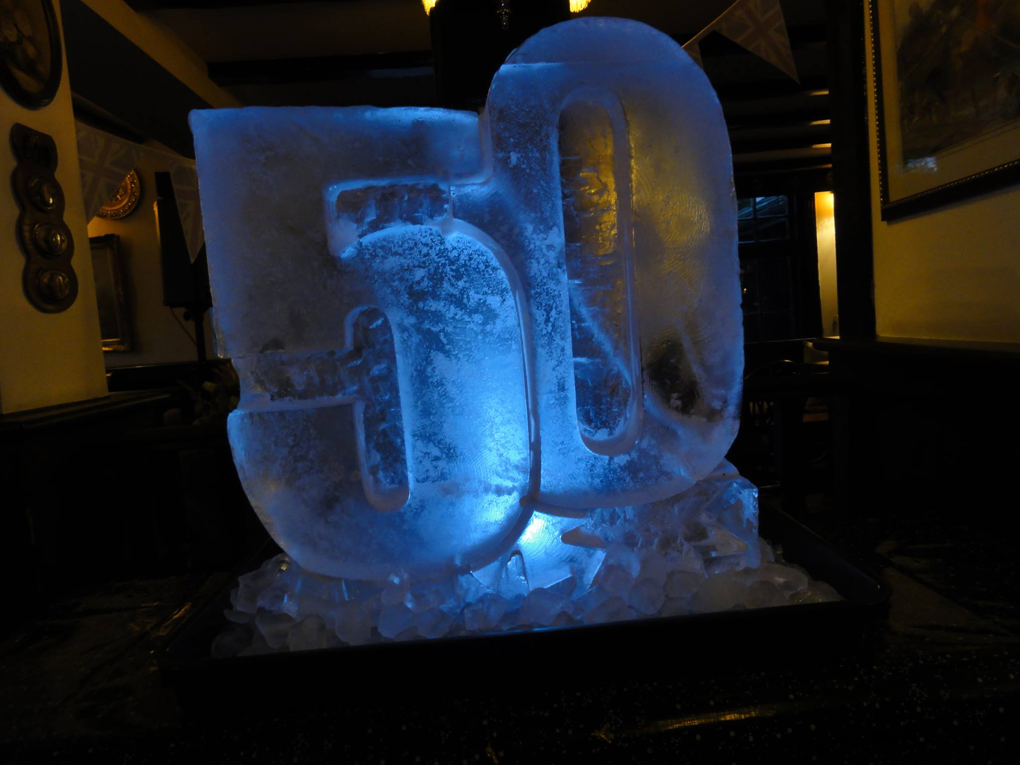 Ice Sculptures Gallery In London Hertfordshire Essex