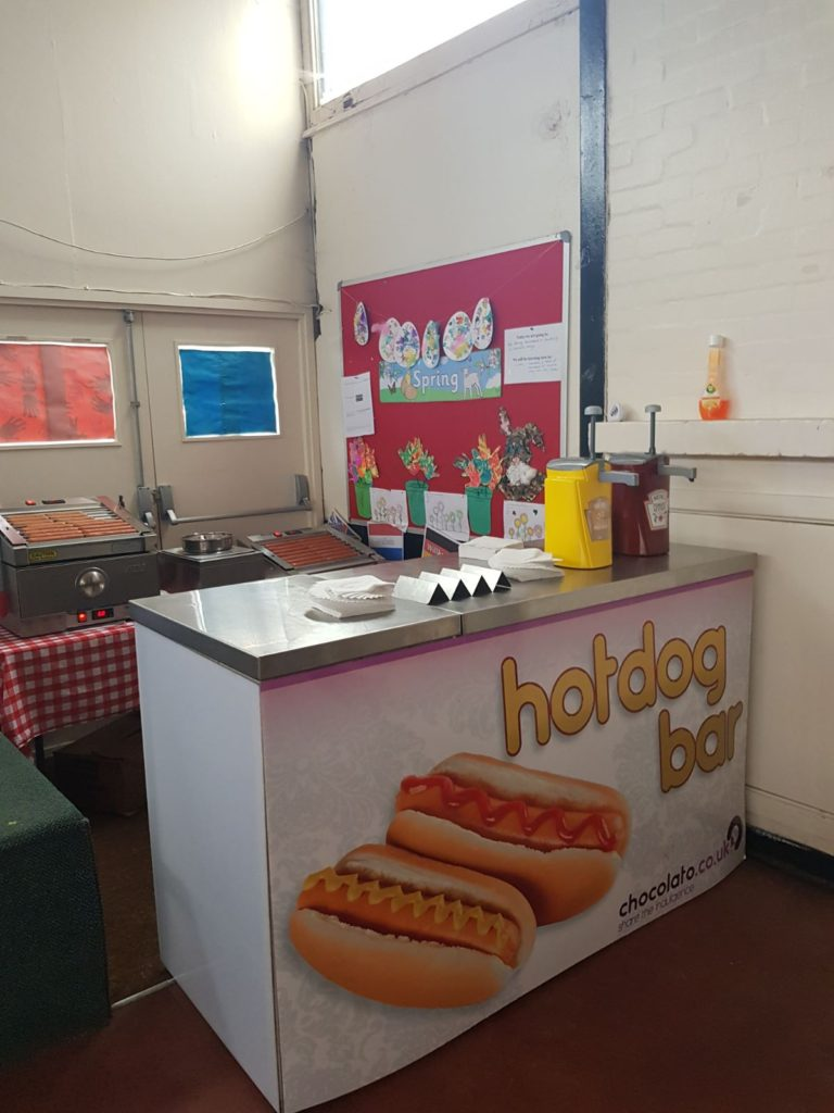 Hot Dog Stand Hire In London Hertfordshire Essex Chocolato