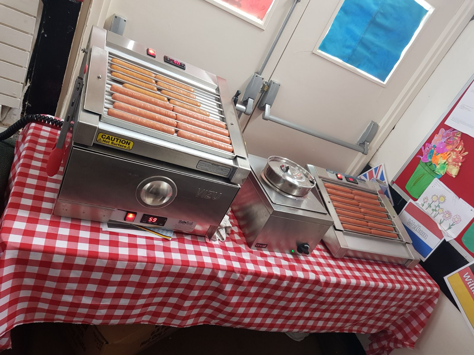 Hire Hot Dog Stand London