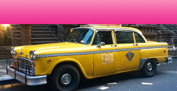New York Taxi Photo Booth Hire