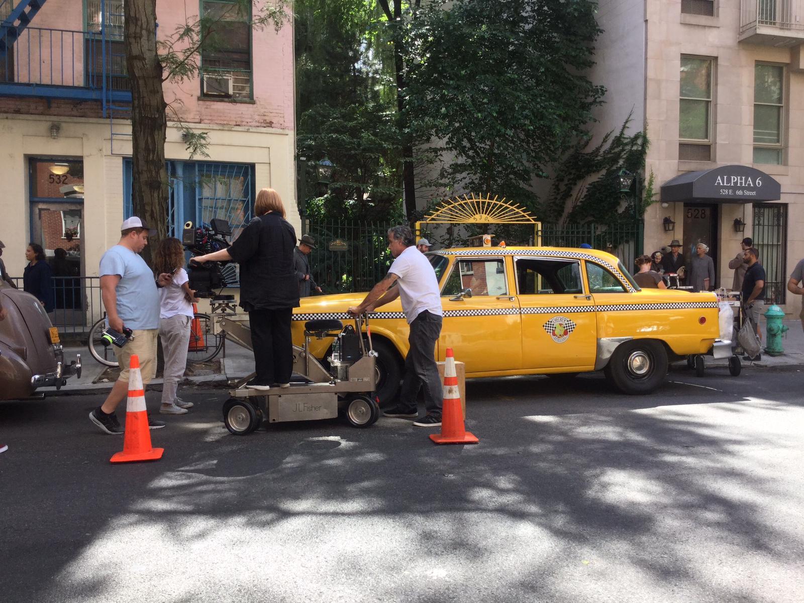 New York City Taxi Photobooth